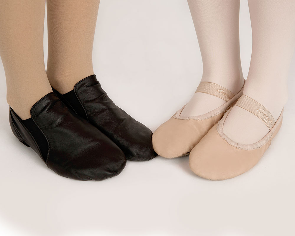 Shoes-Jazz-Ballet-Combo